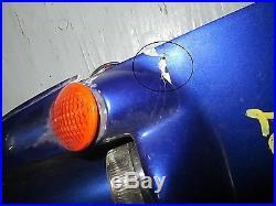 Yamaha R6 REAR FENDER ELIMINATOR