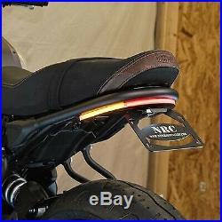 Yamaha XSR700 Fender Eliminator Kit Integrated Tail Light LED Turn Signals