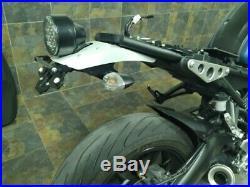 Yamaha XSR900 16-20 Tail Tidy LED Number Plate Holder Fender Eliminator XSR 900
