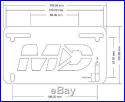 Yamaha XSR900 XSR 900 2016 2020 Fender Eliminator Tail Tidy