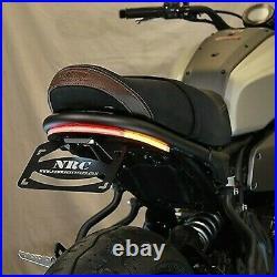 Yamaha XSR 700 FENDER Eliminator Corto Coda Standard LED New Rage Cycles Nrc
