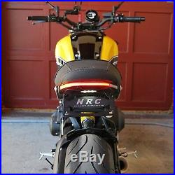 Yamaha XSR 900 Fender Eliminator Standard tail Number pate race New Rage Cycles