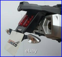 Yamaha XT660Z Tail Tidy Fender Eliminator 2008 to 2018