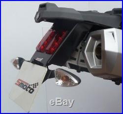 Yamaha XT660Z Tenere Tail Tidy Fender Eliminator 2008 to 2017
