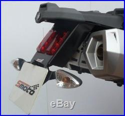 Yamaha XT660Z Tenere Tail Tidy Fender Eliminator 2009 to 2018