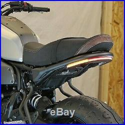 Yamaha Xsr 700 Fender Eliminator Corto Coda Rimboccato LED New Rage Cycles Nrc