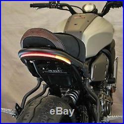 Yamaha Xsr 700 Fender Eliminator Kurz Heck Aufgesetzter LED New Rage Cycles Nrc