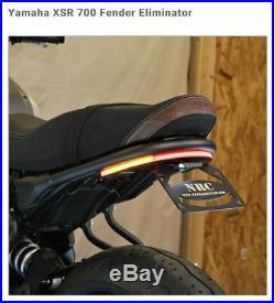 Yamaha Xsr 700 Fender Eliminator Nrc New Rage Cycle