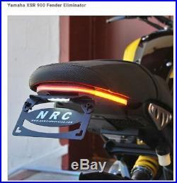 Yamaha Xsr 900 2016 Fender Eliminator Nrc New Rage Cycle