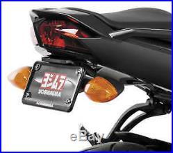 Yosh Fender Eliminator Kit License Plate Holder for Yamaha FZ1 2006-2013
