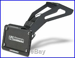 Yosh Fender Eliminator Kit License Plate Holder for Yamaha XSR700 2018-2019