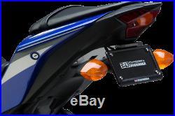 Yosh Fender Eliminator Kit License Plate Holder for Yamaha YZF R3 2015-2018