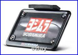 Yoshimura FENDER ELIMINATOR Kit Rear License Plate Yamaha FZ8 FZ 8 2011-2013
