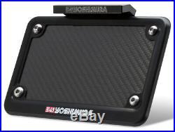 Yoshimura Fender Eliminator Kit 070BG136302 YAMAHA YZFR6/RSV 06-16 WithBRACKETS