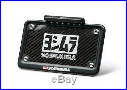 Yoshimura Fender Eliminator Kit (License Plate Frame) for YAMAHA (1126252)
