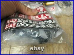 Yoshimura Fender Eliminator Kit Yamaha Xsr750 2018-20
