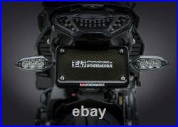 Yoshimura LED Kennzeichen Platte FENDER Eliminator Set Für Yamaha FZ-10